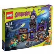 LEGO Scooby Doo Mystery Mansion 75904