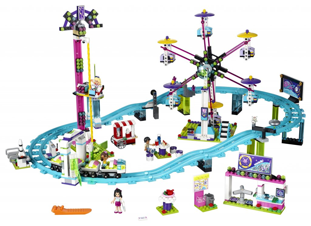 lego friends nöjespark