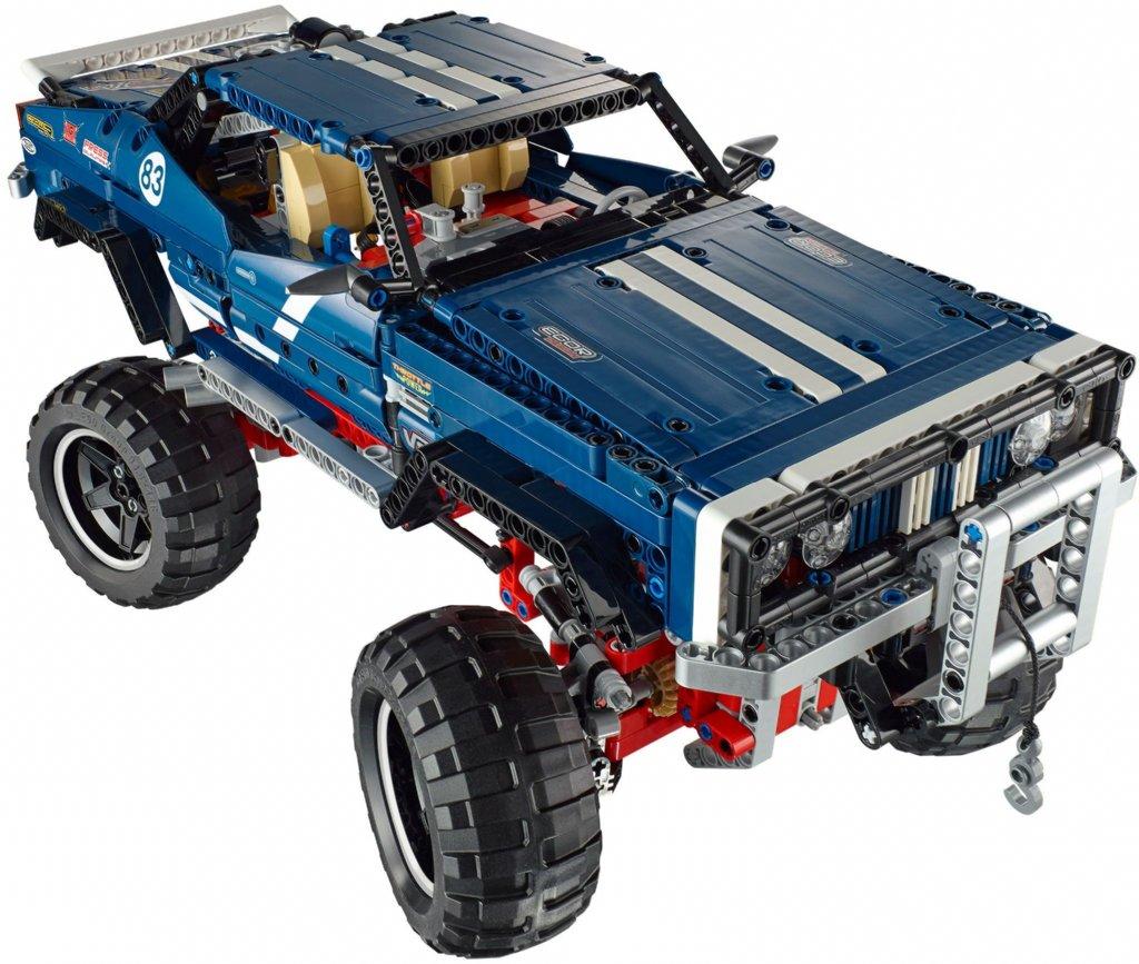 lego technic 4x4 crawler exklusive edition 41999 lego. Black Bedroom Furniture Sets. Home Design Ideas