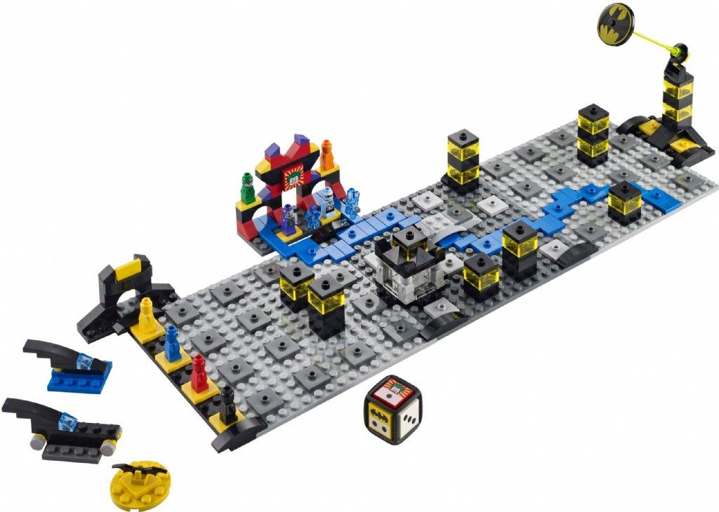 lego batman spel