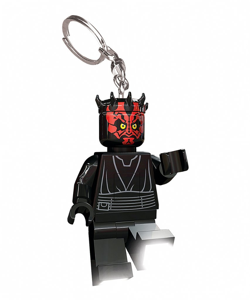 lego star wars ficklampa darth maul 507916 lego f rvaring dekoration. Black Bedroom Furniture Sets. Home Design Ideas
