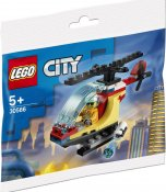 LEGO City Brandhelikopter 30566