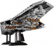 Exklusivt LEGO Super Star Destroyer 10221
