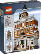 Exklusivt LEGO Town Hall 10224