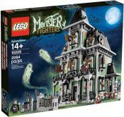 LEGO Monster Fighters Haunted House limited 10228