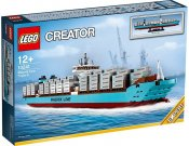 LEGO Creator Expert Maersk Triple-E container ship 10241