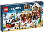 LEGO Creator Winter Village Santas Workshop 10245