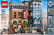 LEGO skadad ask Creator Expert Detectives Office SK10246