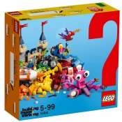 LEGO Classic Havets botten 10404