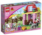 Duplo Stall 10500