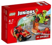 LEGO Juniors Ormuppgörelse 10722