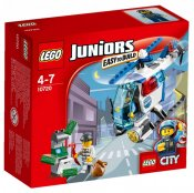LEGO Juniors Polishelikopterjakt 10720