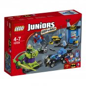LEGO Juniors Batman & Stålmannen mot Lex Luthor 10724