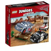 LEGO Juniors Fartträning i Willys Butte 10742