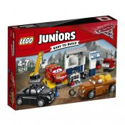 LEGO Juniors Smokeys verkstad 10743