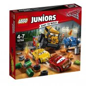 LEGO Juniors Thunder Hollow Crazy 8-tävling 10744