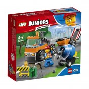 LEGO Juniors Reparationsbil 10750