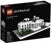 LEGO skadad ask The White House SK21006