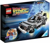 LEGO Back to the Future DeLorean Time Machine 21103