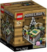 LEGO Minecraft Micro World: The Village 21105