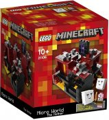 LEGO Minecraft Micro World: The Nether 21106