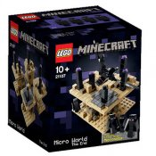 LEGO Minecraft Micro World: The End 21107