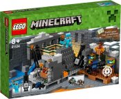 LEGO Minecraft End-portalen 21124