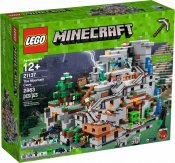 LEGO Skadad Ask Minecraft The Mountain Cave SK21137