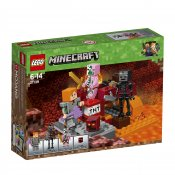 LEGO Minecraft Striden i Nether 21139