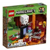 LEGO Minecraft Nether portalen 21143