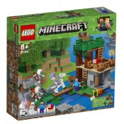 LEGO Minecraft Skelettattacken 21146
