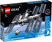 LEGO Ideas Internationell rymdstation 21321
