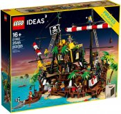LEGO Ideas Piraterna från Barracuda Bay 21322