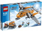 LEGO City Arctic Supply Plane 60064