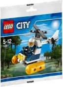 LEGO City Swamp Police Helicopter 30311