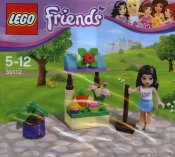 LEGO Friends Emmas Flower Stand 30112