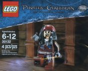 Pirates Specialpåse Captain Jack Sparrow 30132