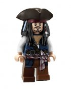 Pirates specialpåse Jack Sparrow 30133