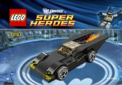 Super Heroes specialpåse Batmobile 30161