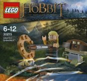 LEGO The Hobbit specialpåse Legolas Greenleaf 30215
