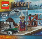 LEGO The Hobbit specialpåse Lake-town Guard 30216
