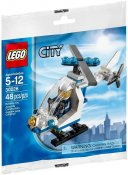 LEGO City specialpåse Polishelikopter 30226