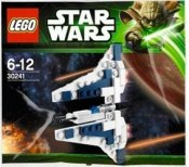 LEGO Star Wars specialpåse Mandalorian Fighter 30241