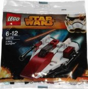 LEGO Star Wars A-Wing Starfighter 30272