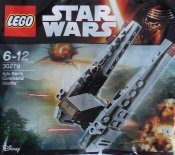 LEGO Star Wars Kylo Rens Command Shuttle 30279