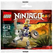 LEGO Ninjago Anacondrai Battle Mech 30291