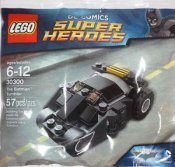 LEGO Super Heroes specialpåse The Batman Tumbler 30300