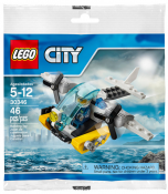 LEGO Prison Island Helicopter 30346