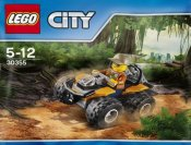 LEGO City Jungle ATV 30355