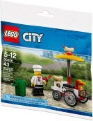 LEGO City Hot Dog Stand 30356